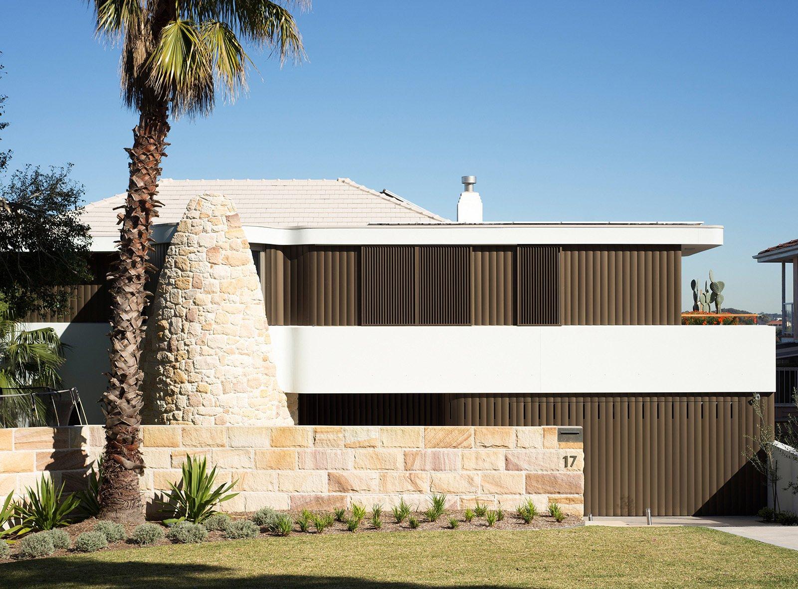 © Edward Birch  Martello Tower Home by Luigi Rosselli Architects
