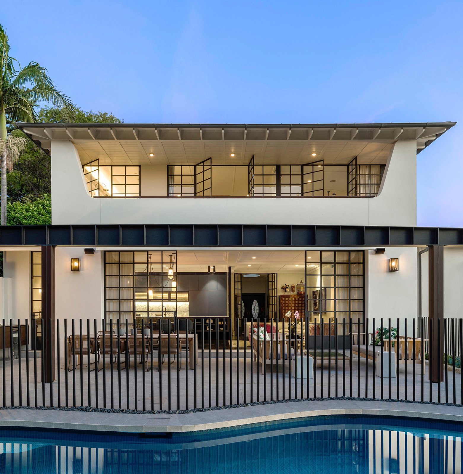 Raise the Roof by Luigi Rosselli Architects