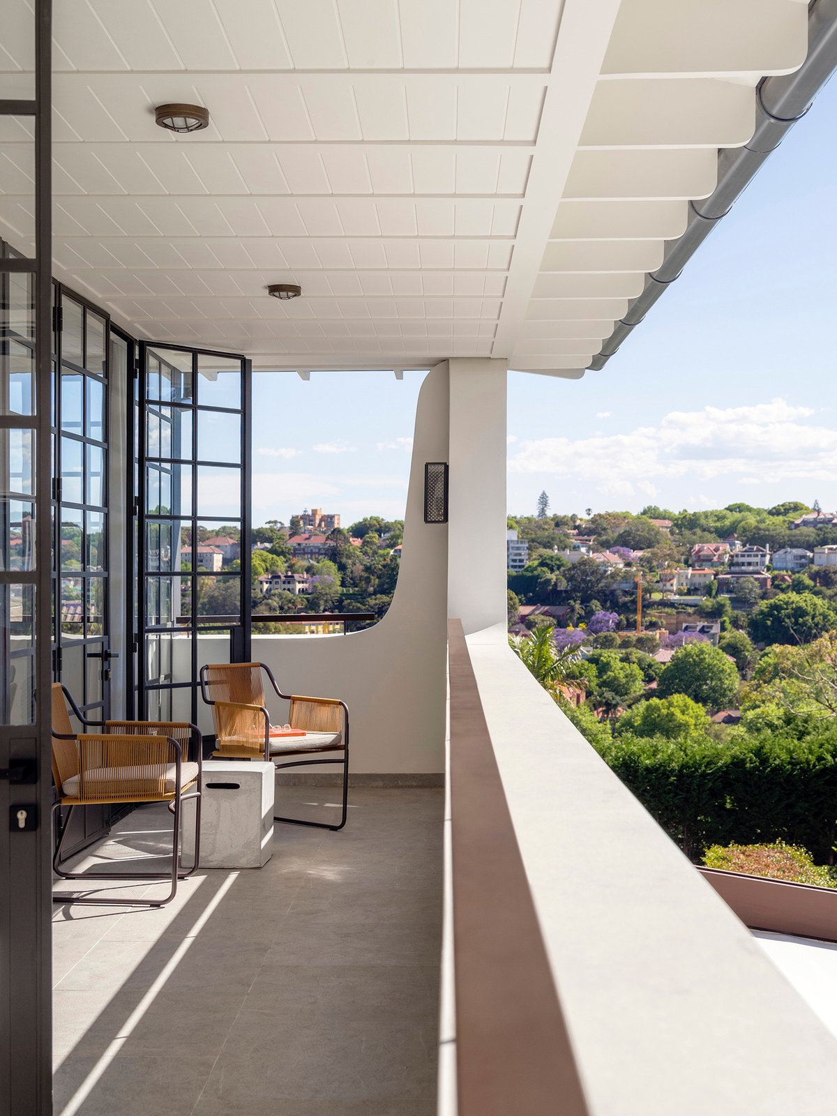 Tagged: Outdoor and Small Patio, Porch, Deck.  Raise the Roof by Luigi Rosselli Architects