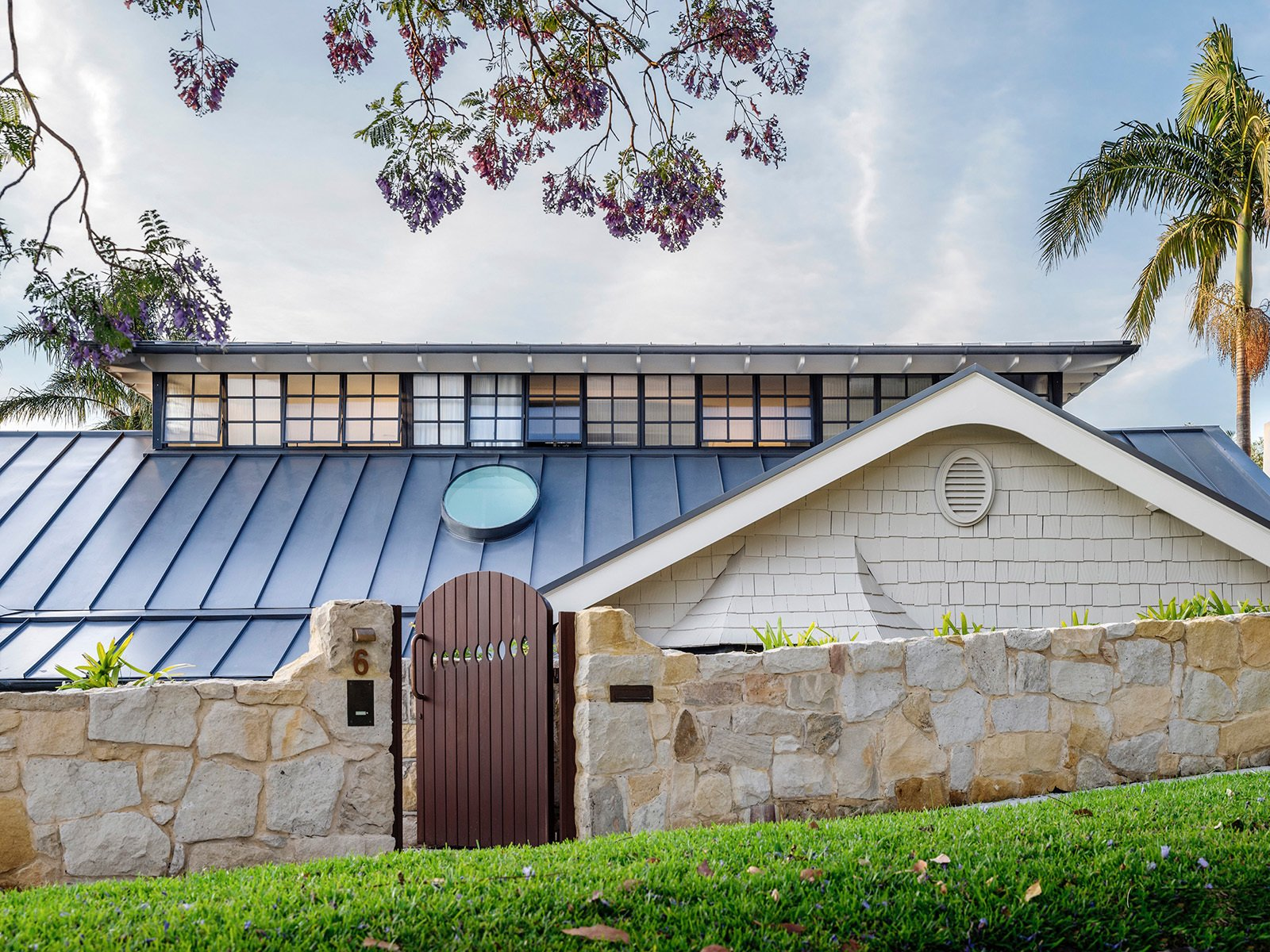 Raise The Roof Modern Home In Bellevue Hill New South
