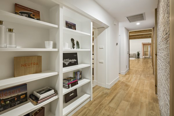Hidden room behind a bookcase door #bookcase #interior Photo 13 of Sol House modern home