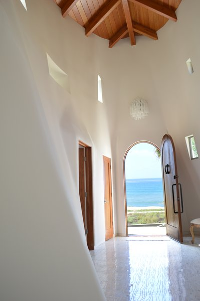 entry pavilion Photo 7 of Sunset Cliffs modern home