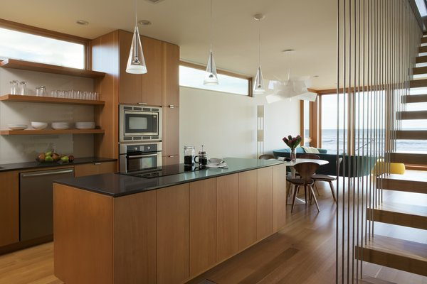 Kitchen Photo 10 of Roads End Beach House modern home