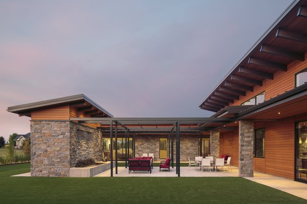 Outdoor Patio Photo 6 of Westwind Residence modern home