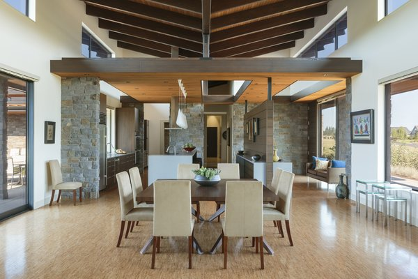 Dining Photo 2 of Westwind Residence modern home