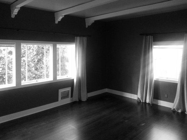 Before: Living Photo 5 of Heiser Residence modern home
