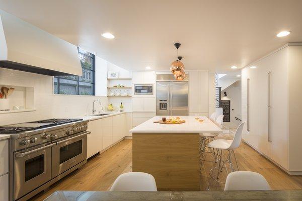 Kitchen Photo 8 of Heiser Residence modern home
