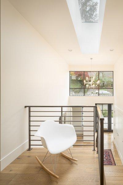 Entry / Loft Photo 10 of Heiser Residence modern home