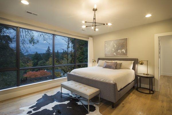 Master Bedroom Photo 11 of Heiser Residence modern home