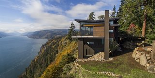9 Stunning Examples of Homes Built on and Around Cliffs - Photo 4 of 9 -