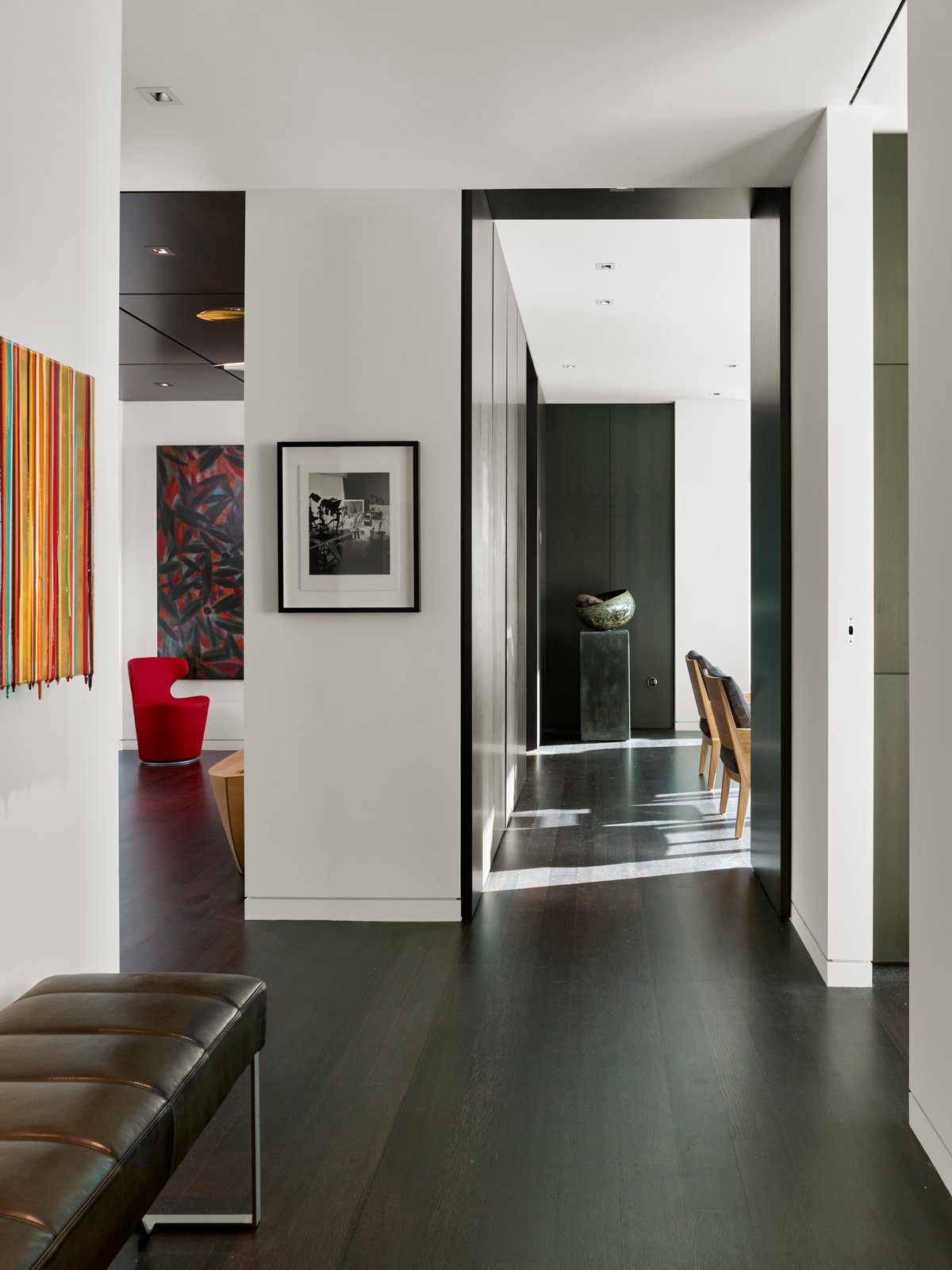 Sky Gallery Residence by Knock Architecture + Design