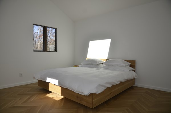 The skylight gets us out of bed early Photo 6 of Norfolk Manor modern home