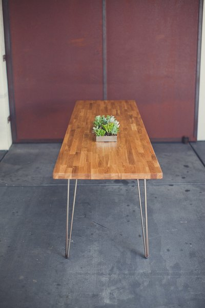 Photo 5 of Reclaimed Wood Table modern home
