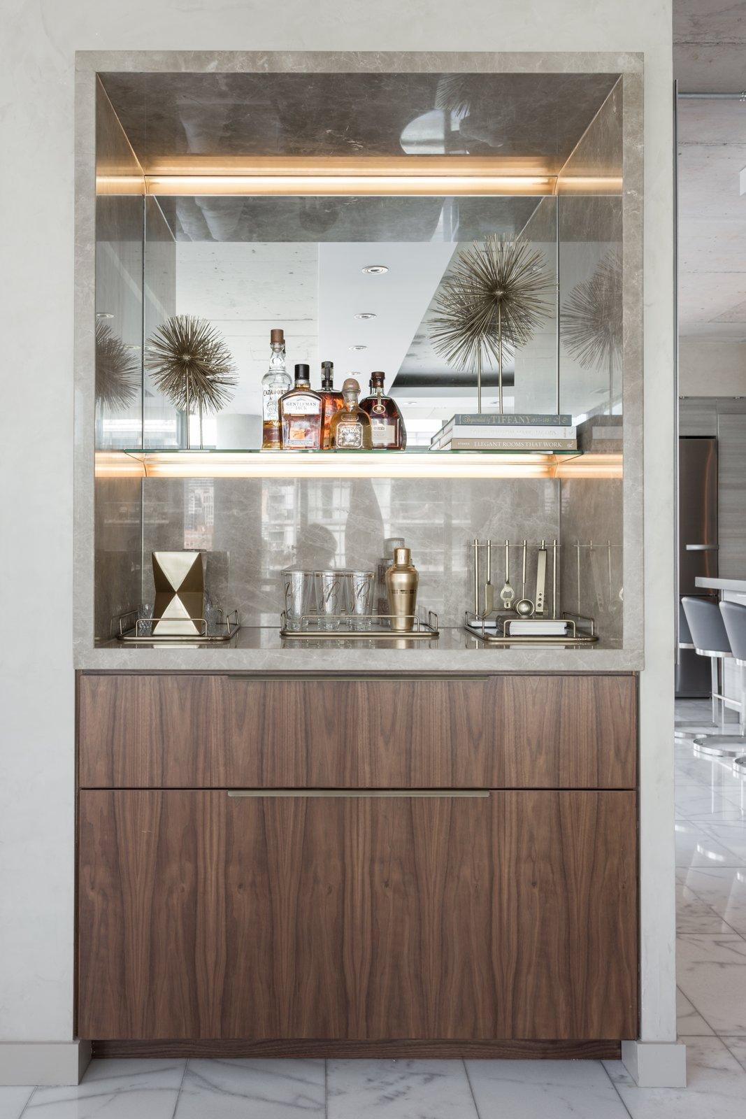 The Bar Credenza