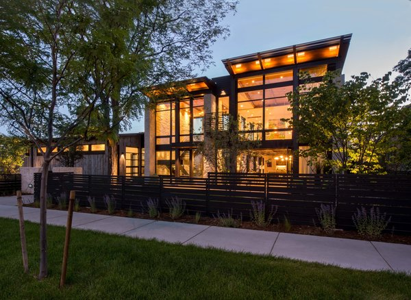 Photo  of Cherry Creek modern home