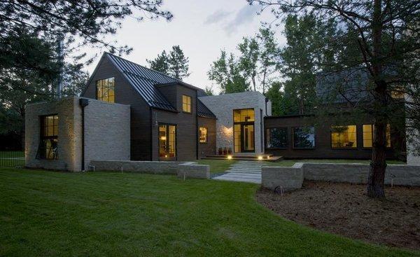 Photo 3 of Folly Farm modern home
