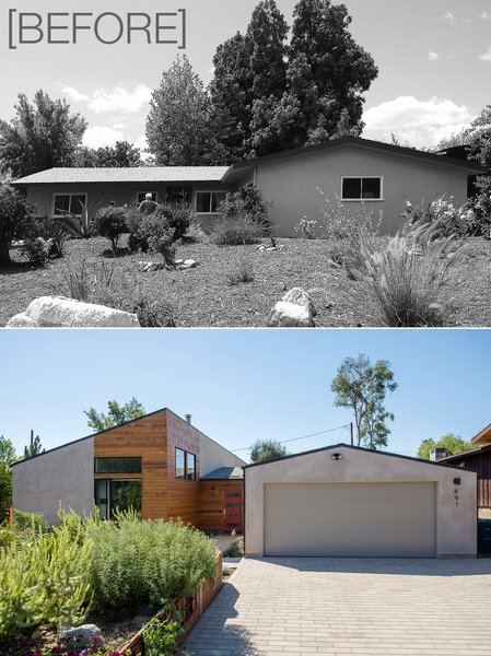 [before + after] Photo 11 of A California Ranch Home, Reimagined modern home