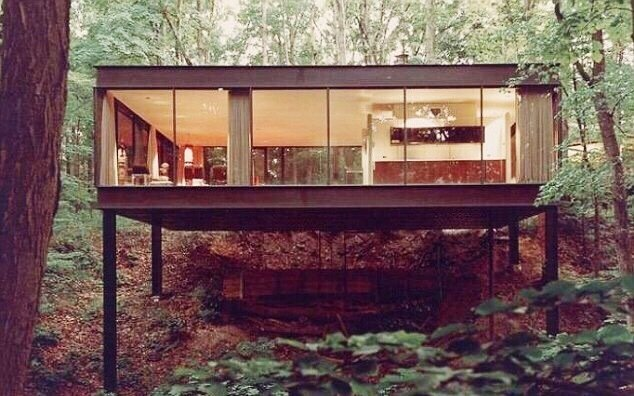 Ferris Bueller's Day Off  Modern, Off-the-Grid Homes by Aileen Kwun