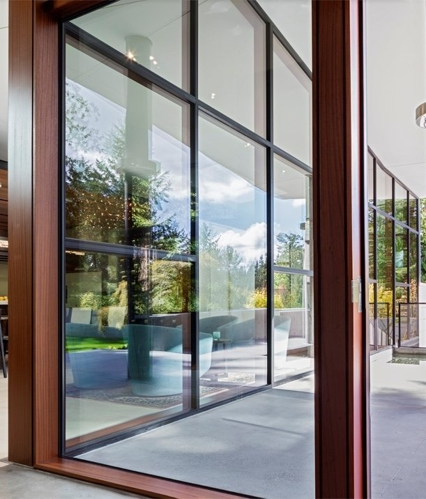 Tagged: Windows, Picture Window Type, Wood, and Metal.  Quantum Clad Windows & Doors by Quantum Windows & Doors