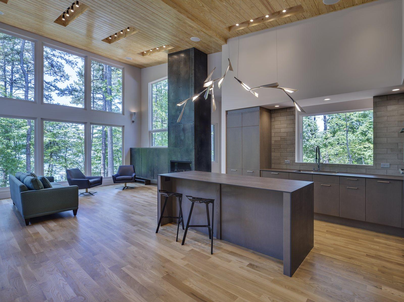 Lake House by TaC studios