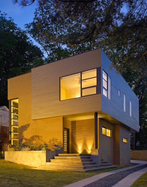 Photo  of Urban Infill modern home