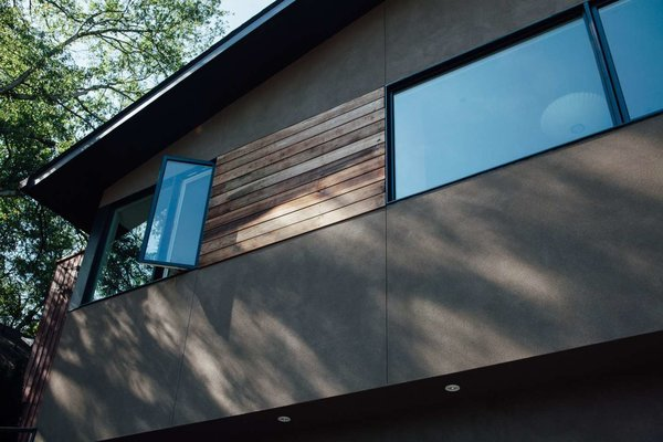 Modern home with outdoor. Photo 8 of Simple Haus
