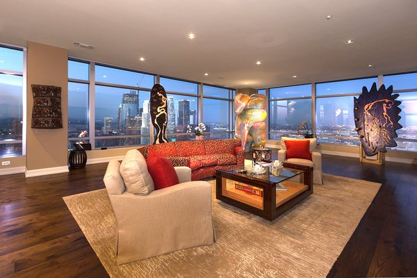 Photo 9 of Ritz-Carlton Residences at LA LIVE, 48G modern home