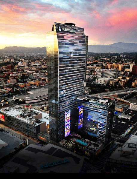 Photo 4 of Ritz-Carlton Residences at LA LIVE, 48G modern home