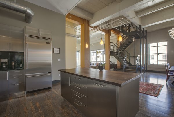 Photo 8 of Eastern Columbia Lofts, Penthouse 1210 modern home