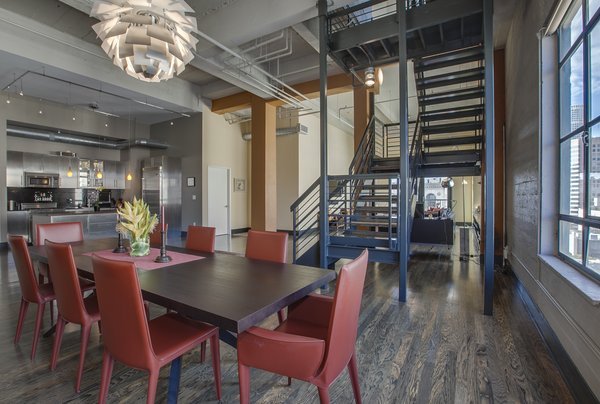 Photo 7 of Eastern Columbia Lofts, Penthouse 1210 modern home