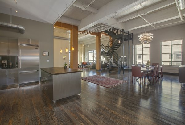 Photo 10 of Eastern Columbia Lofts, Penthouse 1210 modern home
