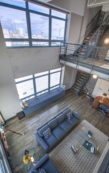 Photo 3 of Eastern Columbia Lofts, Penthouse 1210 modern home