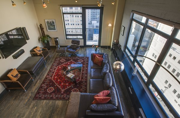 Photo 6 of Eastern Columbia Lofts, Penthouse 1210 modern home