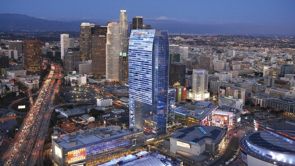 Photo 17 of Ritz-Carlton Residences at LA LIVE, 48G modern home
