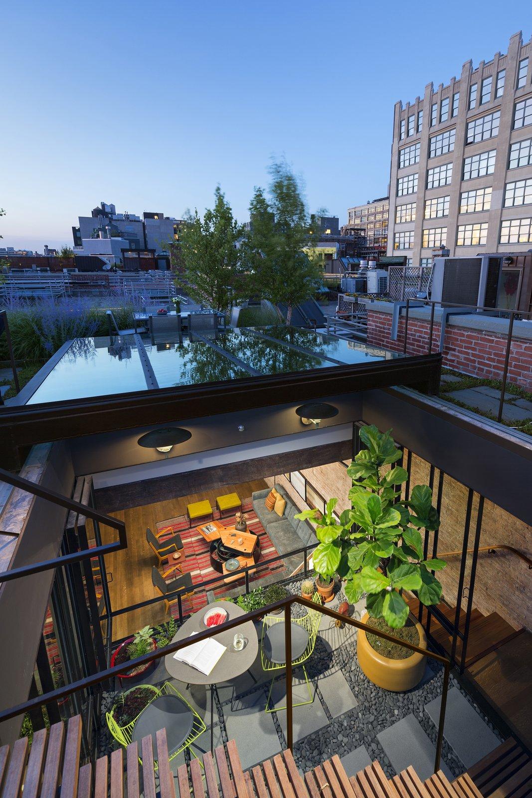 Tribeca Loft by Andrew Franz Architect, PLLC