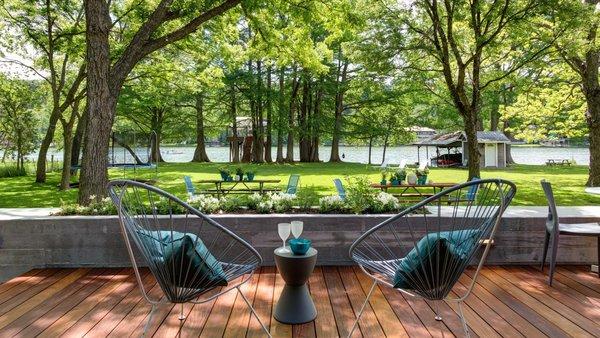 Photo 4 of Lake Austin Cabin modern home