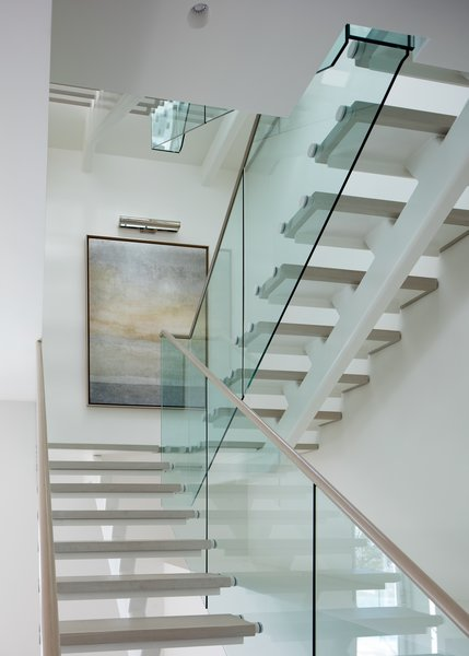 Open Stringer Staircase
