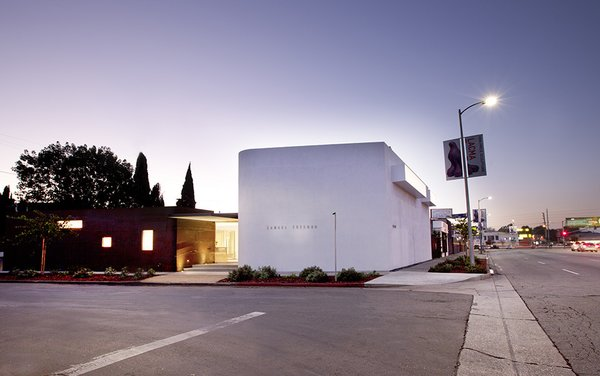 Exterior View - Main Entrance Photo  of Samuel Freeman Gallery - Culver City Arts District modern home