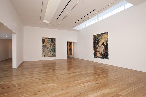 Main Gallery Floor Photo 2 of Samuel Freeman Gallery - Culver City Arts District modern home