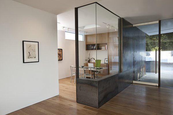 Samuel Freeman / Gallery Owner Office Photo 3 of Samuel Freeman Gallery - Culver City Arts District modern home