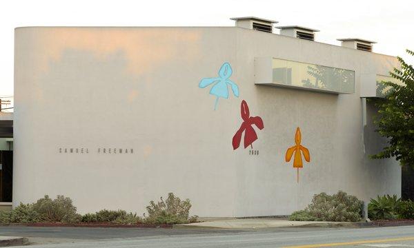 Gallery Front - La Cienega Frontage Photo 5 of Samuel Freeman Gallery - Culver City Arts District modern home