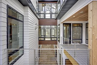 "Minneapolis Modern ""Dream Home"" Built by Sustainable 9 Design + Build - Photo 8 of 10 -"