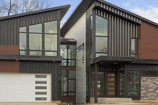 "Minneapolis Modern ""Dream Home"" Built by Sustainable 9 Design + Build - Photo 9 of 10 -"