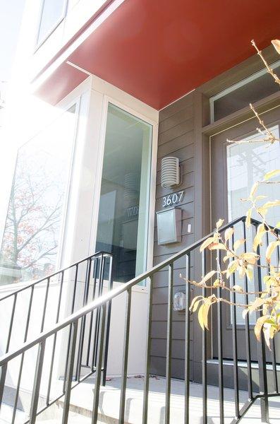Charlotte Street Residence Photo 2 of Charlotte Street Residence modern home