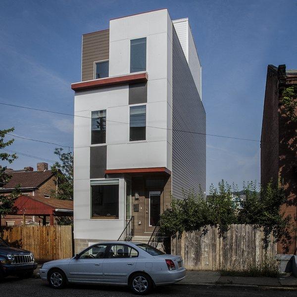 Charlotte Street Residence Photo 5 of Charlotte Street Residence modern home