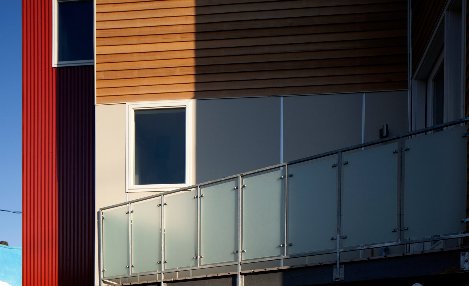 Croghan's Edge Townhomes  Croghan's Edge Townhomes by mossArchitects