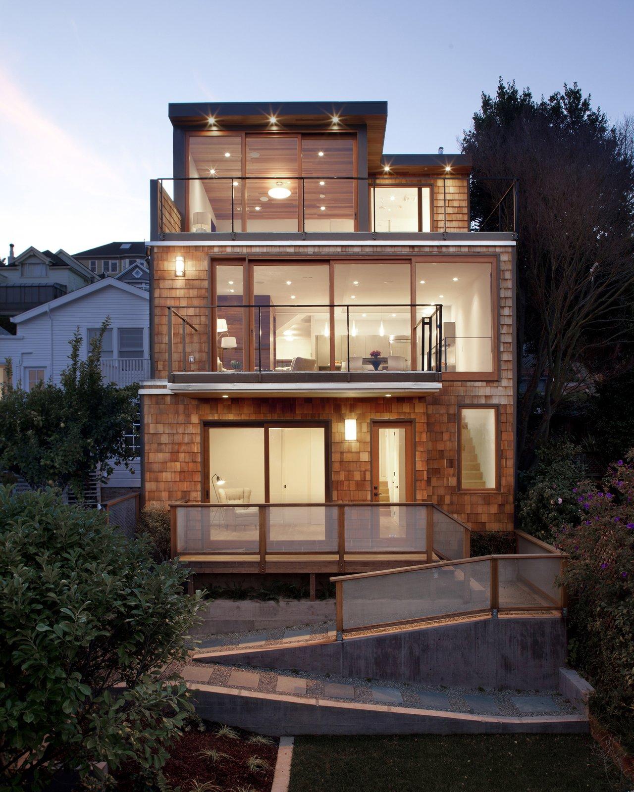 modern bungalow addition quantum windows and doors