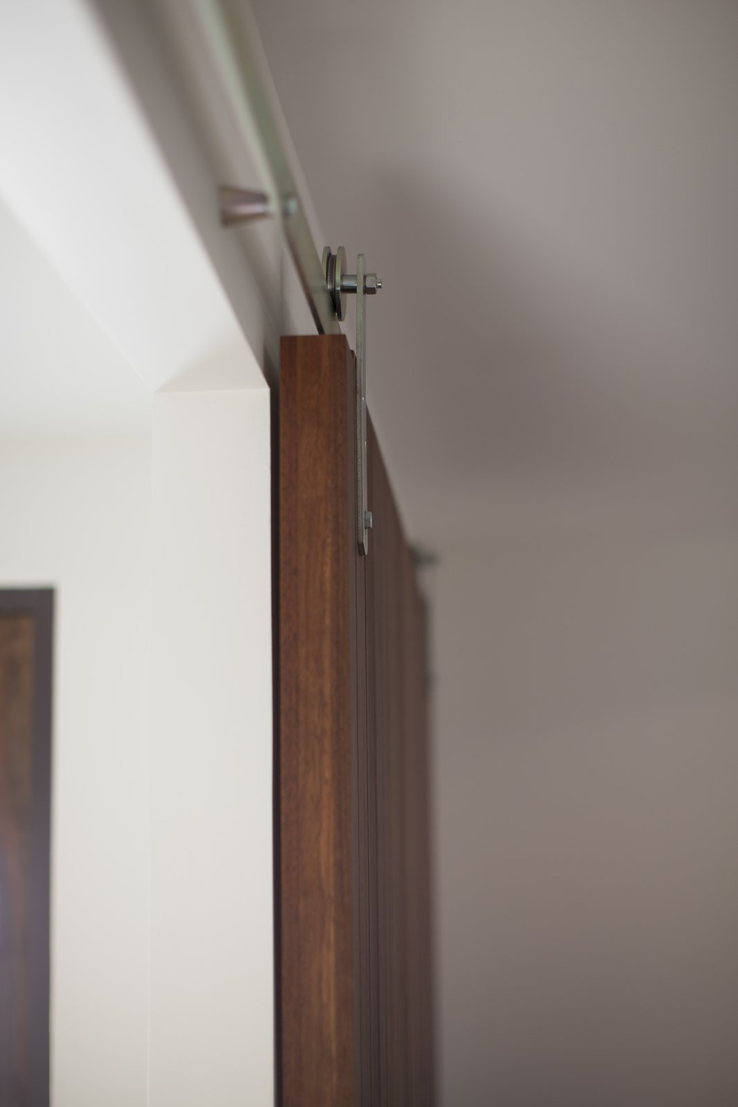 Internal Feature Sliding Door