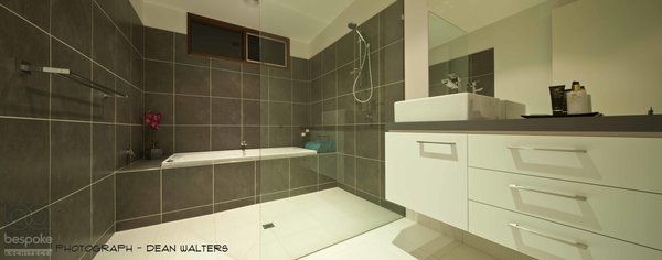 Main Bathroom Photo  of Bespoke House 0 modern home