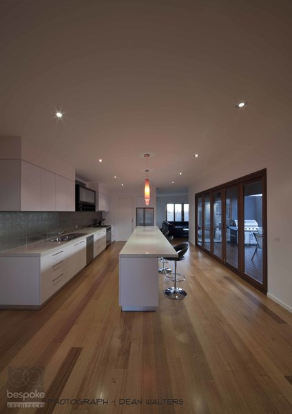 Kitchen  Photo 8 of Bespoke House 0 modern home